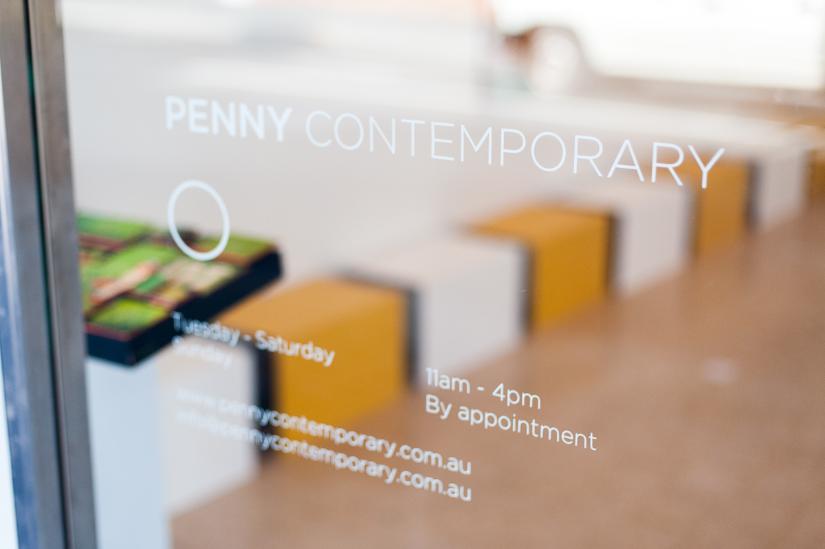 Penny Contemporary - Tues - Sat 11-4pm